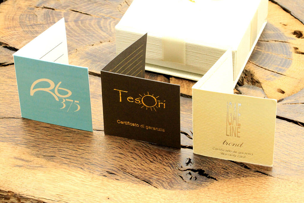 cardstock labels for jeweller - guaranteed